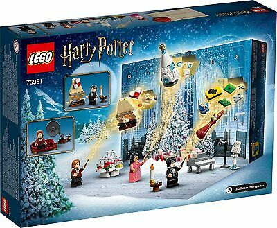 £29.99 • Buy LEGO Harry Potter Yule Ball Advent Calendar 2020 With 24 Gifts - 75981 - 335 Pc
