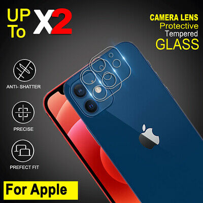 AU5.99 • Buy For Apple IPhone 12 Mini 12 Pro Max Camera Lens Tempered Glass Screen Protector