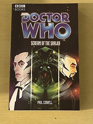 Doctor Who - Scream Of The Shalka - BBC Paperback • 9.99£