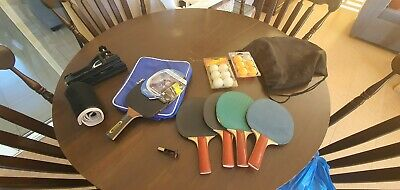 AU50 • Buy Table Tennis Bats And Balls  And Net