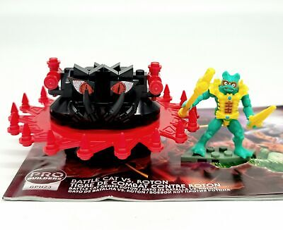 $18 • Buy Mega Construx Masters Of The Universe  Roton And Mer-Man Merman Only Mattel MOTU