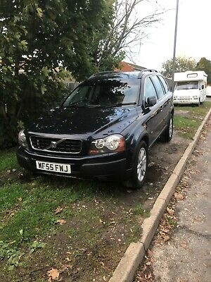 2005 Volvo XC90 2.5T 5dr  ESTATE Petrol Manual • 4,500£