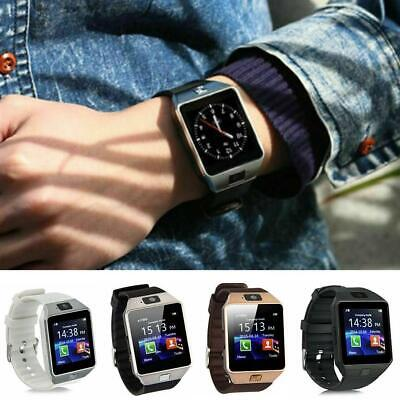 AU12.55 • Buy DZ09 Bluetooth Smart Watch Camera Phone Mate GSM SIM Samsung For Android U8K3