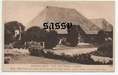 Armada Barn,east Wittering,sussex,posted • 1£