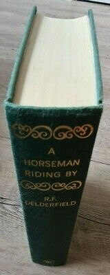 R. F. DELDERFIELD - A HORSEMAN RIDING BY   1966 1st Edition • 17£