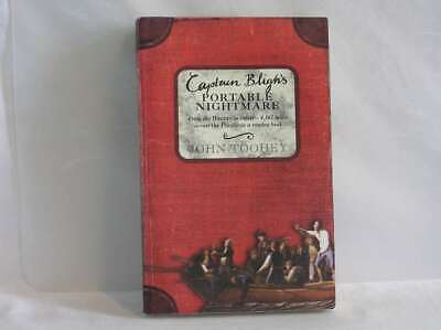 Captain Bligh's Portable Nightmare, Toohey, John, Very Good Book • 4.75£