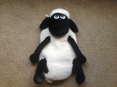 Wallace And Gromit Shaun The Sheep Hot Water Bottle Case, Bottle Not Included. • 3.50£