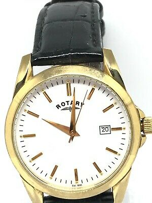 Rotary Gents GS03438/06 Classic Watch With Originla Black Leather Strap  • 5.50£