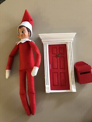 AU6.50 • Buy Christmas Elf With FREE DOOR AND POST BOX