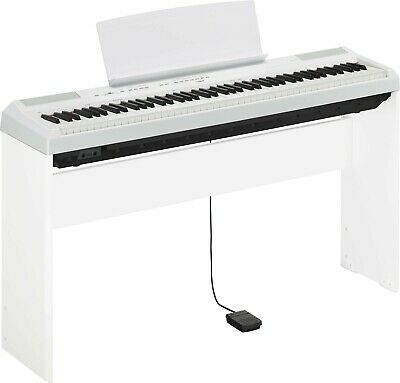 AU950 • Buy P-115WH White YAMAHA Digital Piano  88-Keys /P Series Electronic Keyboard BUNDLE