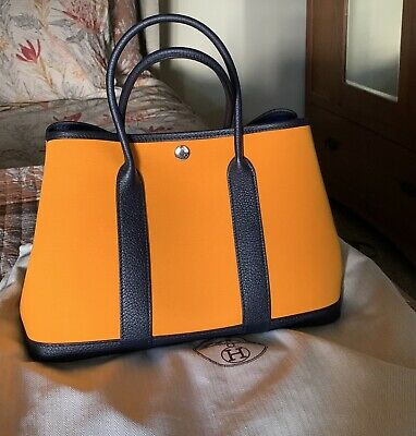 AU3000 • Buy Hermes Tpm Garden Party 30 Full Set With Copy Of Receipt