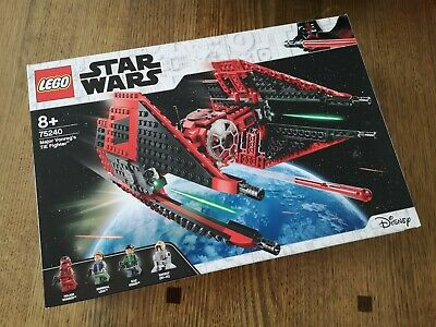 AU185 • Buy Lego Star Wars Major Vonreg's TIE Fighter (75240)