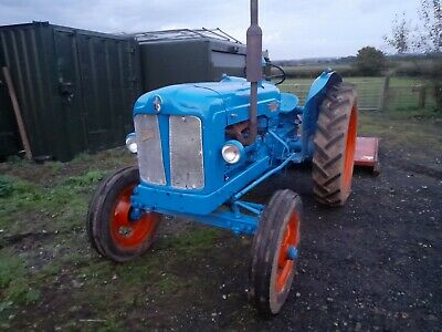 Fordson Major Tractor • 3,250£