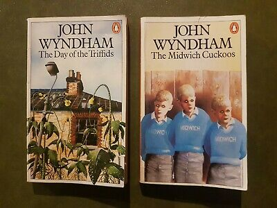 John Wyndham - Day Of The Triffids & The Midwich Cuckoos (Penguin) • 12£