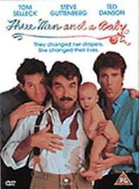 Three Men And A Baby (DVD, 2006) • 1£