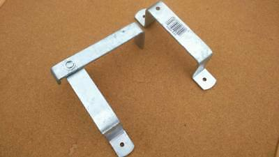 £24.95 • Buy Slip Rail Brackets Wooden Gate Fencing Fence Gate Fittings Farm Stables Saddle