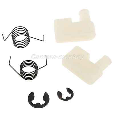 £4.29 • Buy 6pcs Chainsaw Starter Pawl Spring Clip For Chainsaw 4500 5200 5800 43CC 45CC