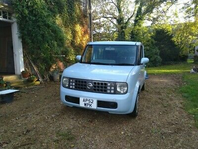 2003 Nissan Cube 1.4 Automatic- Spares Or Repair • 500£