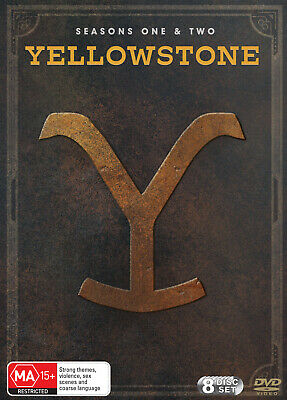 AU69.95 • Buy YELLOWSTONE Season 1 + 2 (Region 4) DVD The Complete Series One + Two