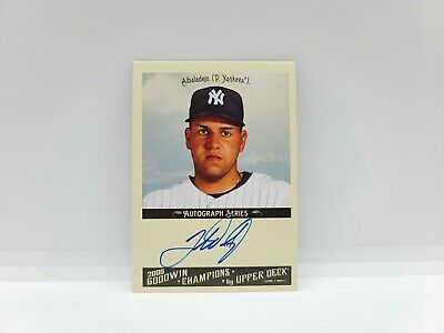 $ CDN1.31 • Buy New York Yankees 8 Card Lot Including 1 Auto & 1 Rookie
