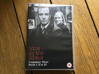 Wire In The Blood - Completely Wired Series I II & III - 7 X DVD Box Set  • 2.51£