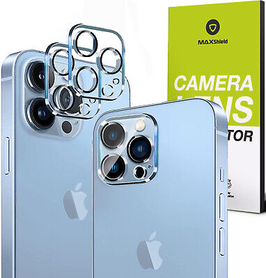 AU8.99 • Buy 2X For IPhone 13 12 Pro Max Mini Camera Lens Tempered Glass Screen Protector