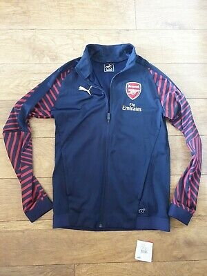 Puma Arsenal  Blue Jacket Size M • 19.99£