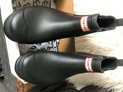 Hunter Wellies Size 6 Chelsea Short Style • 37£
