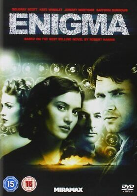 Enigma - [New & Sealed] DVD • 3.99£