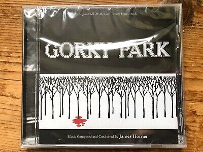 GORKY PARK (James Horner) OOP Kritzerland Ltd Score Soundtrack OST CD SEALED • 29.99£