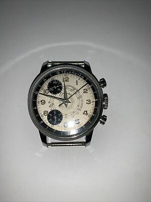 $ CDN10 • Buy Vintage Endura Telemeter Chronograph - For Parts As Is