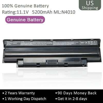 $24.99 • Buy  Genuine J1KND Battery For DELL Inspiron 3520 3420 M5030 N5110 N5050 N7 Series