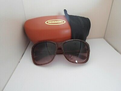 Missoni Sunglasses With Case And Cloth • 25£