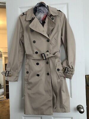 Autograph - Marks And Spencer Ladies Trench Coat Size 18 • 7.50£