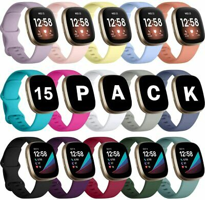 AU37.94 • Buy Fitbit Blaze Watch  Band Accessories Wristband Hot Large 10 Pack New