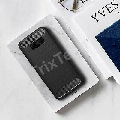 $ CDN5.13 • Buy New ShockProof Silicone TPU Rugged Case Cover For Samsung Galaxy S8 Plus Note 8