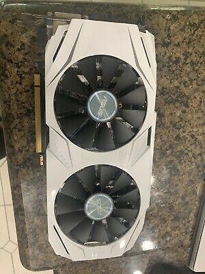$ CDN40.79 • Buy ASUS Geforce GTX 1060 3GB Dual Fan Graphics Card | Fast Ship, Tested!