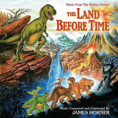 £32.95 • Buy The Land Before Time - Expanded Score - Limited Edition - James Horner