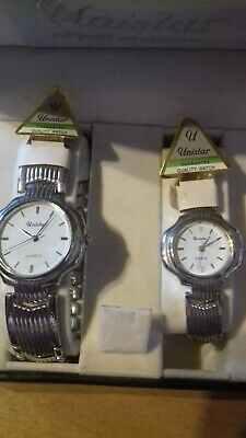 Unistar Matching Watches His And Hers Elegant Collection  • 25£