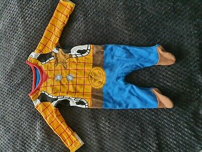 0-3 Month Toy Story Woody Outfit • 2£