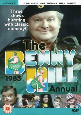 The Benny Hill Annual 1985 (DVD / 2010) • 7.99£