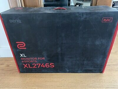 AU850 • Buy 27  Zowie Benq XL2746S FHD Gaming Monitor With Height Adjust