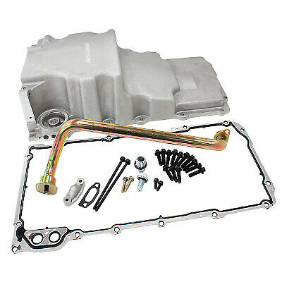 AU589 • Buy GM LS1 LS2 Gen 3 Conversion Oil Pan With Extra Clearance Rear Sump 5.85l