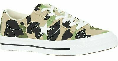 £39.99 • Buy CONVERSE One Star Ox Low Top Men's Trainers, Candied Ginger/Piquant Green, UK 10