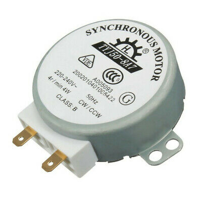 Microwave Motor TYJ50-8A7 009279 4 Rpm/min Synchronous Motor • 3.60£