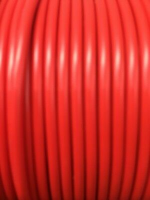 AU3.95 • Buy 1M 4mm 41Amp Red AUTOMOTIVE CABLE Auto Wiring Loom Marine Wire Amps
