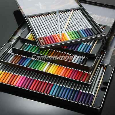 UK Water Soluble Watercolor Pencil Drawing Sketching Art Artist Picture Pencil • 15.38£
