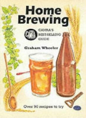 £2.60 • Buy Camra Guide To Home Brewing By Graham Wheeler. 9781852491376