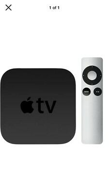 AU78 • Buy Apple TV (3rd Generation) HD Media Streamer -  A1469 - Good Used Condition