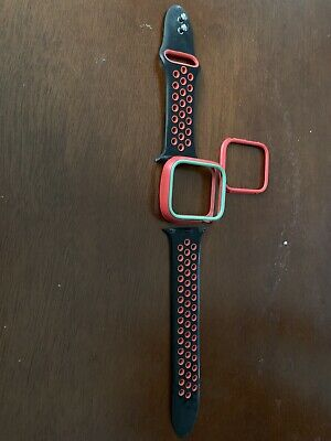 $ CDN32.89 • Buy Apple Watch Series 1-4 42 MM Bumper Cases And Band